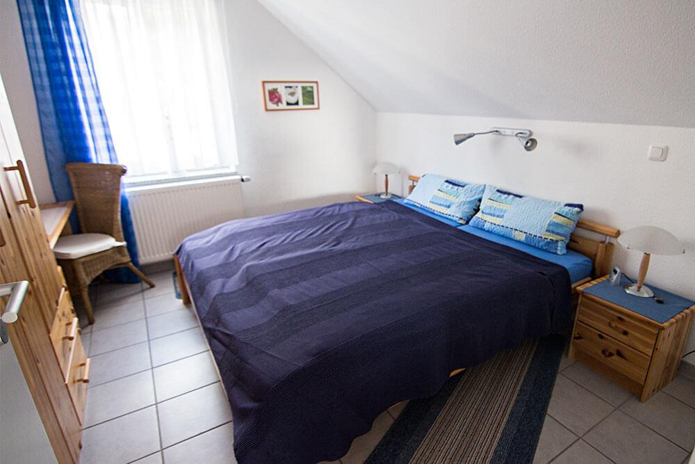 Schlafzimmer1-Dachgeschoss